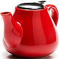26595-3 Завароч чайник КРАСНЫЙ 600мл LR (х24)