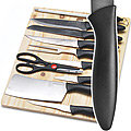 26996 Набор ножей  (11пр) /разд/доска МВ (х8)