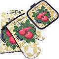 136-003 Набор перчатка+прихватка+полотенце (х72)