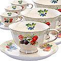 109-003 Чайный набор 12пр 220мл в под/уп (х6)