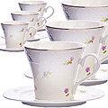181-170 Чайный набор 12пр 200мл в под/уп (х6)