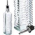 29796  Бутылка для масла 700 мл стекло MB (х24)