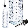29797  Бутылка для масла 600 мл стекло MB (х24)