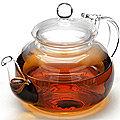 24939 Заварочный чайник стекло 650мл с/кр МВ (х16)