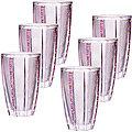 24688 Набор стаканов 6пр 300мл в под/упак LR (х6)