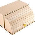 8907 Хлебница  деревянная MAYER & BOCH (х1)