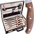 701 Набор ножей 25пр в дипломате (х5)