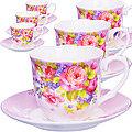 25960 Кофейный набор 12пр (чашка+блюдце) LR (х12)