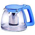 29948-1 Чайник заварочный син1 л стекло MB (х36)