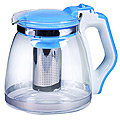 29950-1 Чайник заварочный син1,8 л стекло MB (х24)