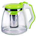 29950-2 Чайник заварочный зел1,8 л стекло MB (х24)