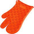 21941-1 Перчатка СИЛИКОНОВАЯ 27х17 см МВ (х72)цвет оранжевый