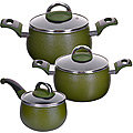 27791 Набор посуды 6пр 1,6+2,4+3,4 см MB (х4)