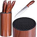 29329 Набор ножей 5пр + подставка MB (х12)