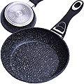30430 Сковородка 18 см мрам/крошка с руч МВ (х6)