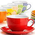 26551 Чайный сервиз 12пр 240мл в под/упак LR (х6)