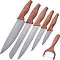 522 Набор ножей 6пр нерж ZILLINGER (х10)