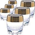 MS415-88 Набор стаканов 6пр д/виски 305мл (х8)