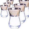 MS62511-45 Набор 6 стаканов для чая 140мл (х8)