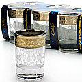 MS1022-41 Набор стаканов 6пр д/водки 60мл(х8)