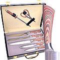 29766 Набор ножей в чемодане 8 пр MB (х8)