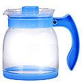 29954 Чайник заварочный син  1,5 л стекло MB (х24)
