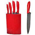 29656 Набор ножей 4пр + подставка MВ (х6)
