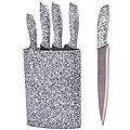 29660 Набор ножей 4пр + подставка MВ (х6)