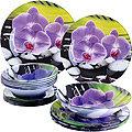 30678 Набор стеклянной посуды 19 пр LR (х2)