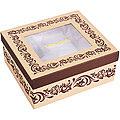 33200 Коробка для чайного сервиза 4пр 20,5х18,3х8,7 см LR (х1)