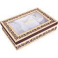 33206 Коробка для чайного сервиза 12пр 36,4х25.8х9,2 см LR (х1)