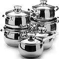 26040 Наб/посуды 12пр 2,1+2,1+2,9+2,9+3,9+6,6л.MB (х2)