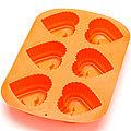 28065-1 Форма д/выпечки 450мл силикон MB (х72)