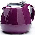 26597-1 Заварочный чайник ФИОЛЕТОВЫЙ 750мл LR(х24)
