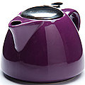 26598-1 Заварочный чайник ФИОЛЕТОВЫЙ 700мл LR(х24)
