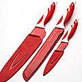 22131 Набор ножей 3 пр в футляре МВ (х24)