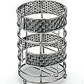 24301 Подставка для стол/приборов 11х19см МВ (х24)