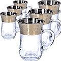 MS55411-45 Набор стаканов 6пр д/чая 140мл (х8)