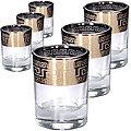 MS1022-45 Набор 6ти стаканов д/водки 60мл (х8)
