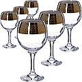 MS411-45 Набор 6ти бокалов д/вина 260мл (х8)