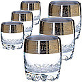 MS415-45 Набор 6ти стаканов д/виски 305мл (х8)