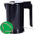 002-Ч Мини чайник SH черный с теном 0,5л(х36)
