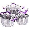 26037-1 Набор посуды 6пр 6,6+2,1+2,9л MB (х1)