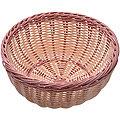 28257 Корзина плетёная пластик 24х10см МВ (х48)