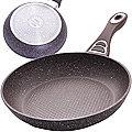 30438 Сковородка 22 см мрам/крошка с руч МВ (х6)