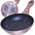 30441 Сковородка 18 см мрам/крошка с руч МВ (х6)