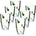 24068 Набор стаканов 6 предметов 300мл LR (х6)