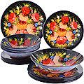 30672 Набор стеклянной посуды 19 пр LR (х2)