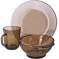 MS62126 Набор для завтрака 3пр.дымка (х4)