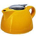 26598-5 Заварочный чайник ЖЕЛТЫЙ 700мл LR(х24)